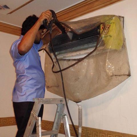 تنظيف مكيفات سبليت الرياض
